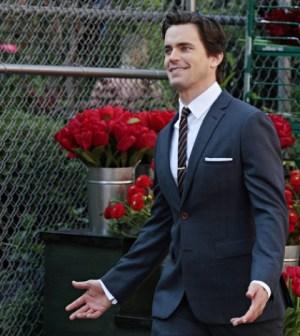 Matt Bomer as Neal Caffrey. (Photo by: David Giesbrecht/USA Network)