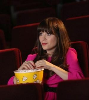 Pictured: Zooey Deschanel as Jess | Co.  Cr:  Patrick McElhenney/FOX
