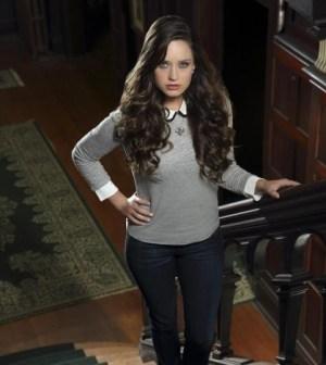 "Merritt Patterson as Olivia Matheson on ABC Family's ""Ravenswood."" -- Photo by: ABC FAMILY/Bob D'Amico"