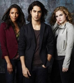 Pictured: Kylie Bunbury as Lacey, Avan Jogia as Danny and Maddie Hasson as Jo -- Photo by: ABC Family/Andrew Eccles