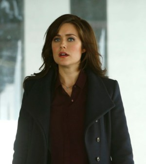 Pictured: Megan Boone as Elizabeth Keen -- (Photo by: Will Hart/NBC)