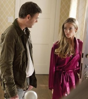 Pictured (L-R): Ivan Sergei and Denise Richards -- Photo: ABC FAMILY/Adam Rose
