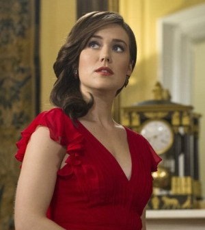 Pictured: Megan Boone as Elizabeth Keen -- Photo by: Virginia Sherwood/NBC