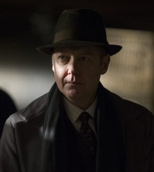 "Pictured: James Spader as Raymond ""Red"" Reddington -- Photo by: Virginia Sherwood/NBC"