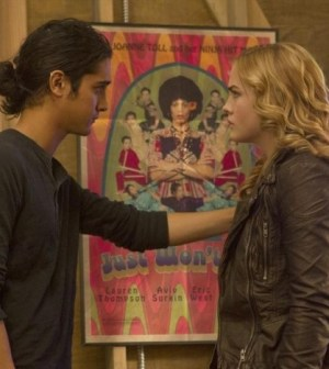 Pictured: Avan Jogia as Danny Desai, Maddie Hasson as Jo Masterson -- Photo by: ABC FAMILY/Adam Rose