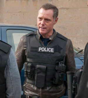 Jason Beghe as Hank Voight -- (Photo by: Matt Dinerstein/NBC)