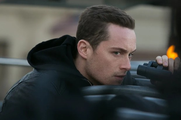 Pictured: Jesse Lee Soffer as Jay Halstead -- (Photo by: Elizabeth Sisson/NBC)