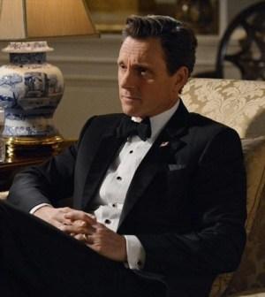 Tony Goldwyn as Fitz in ABC's Scandal.