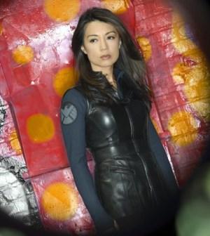 "ABC's ""Marvel's Agents of SHIELD"" stars Ming-Na Wen as Agent Melinda May. (ABC/Bob D'Amico)"