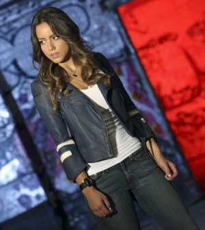 "ABC's ""Marvel's Agents of SHIELD"" stars  Chloe Bennet as Skye. (ABC/Bob D'Amico)"