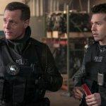 Pictured: (l-r) Jason Beghe as Hank Voight, Jon Seda as Antonio Dawson -- (Photo by: Matt Dinerstein/NBC)