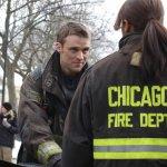 Pictured: (l-r) Jesse Spencer as Matthew Casey, Monica Raymund as Gabriela Dawson -- (Photo by: Elizabeth Morris/NBC)