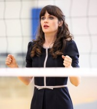 Zooey Deschanel as Jess. Co. Cr:  Adam Taylor/FOX