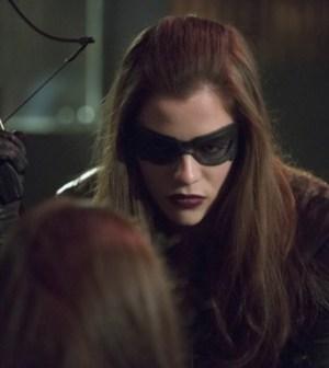 Jessica De Gouw as Huntress. Image © CW Network