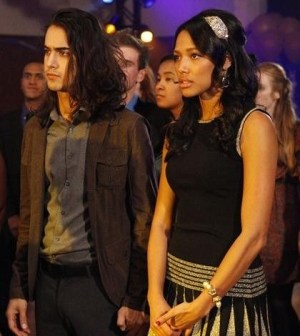 Pictured (L-R): Avan Jogia and Kylie Bunbury -- Photo by: ABC Family/Kelsey McNeal