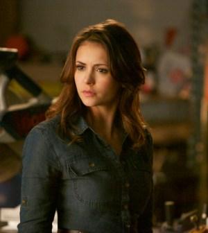 Pictured: Nina Dobrev as Elena -- Photo: Annette Brown/The CW