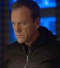 Kiefer Sutherland as Jack Bauer. Image Co. Cr: Christopher Raphael/FOX