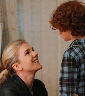 THE WHISPERS - Pilot (ABC/Kelsey McNeal) LILY RABE, KYLE HARRISON BREITKOPF