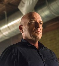 Pictured Dean Norris as Big Jim Rennie. Photo: Brownie Harris/CBS