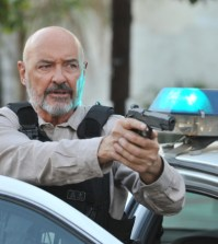 Terry O'Quinn as Chapel. Co. Cr: Richard Foreman/FOX