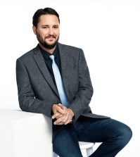 Pictured: Wil Wheaton -- (Photo by: Matt Hoover/Syfy)