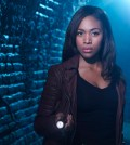 Nicole Beharie as Lieutenant Abbie Mills.  Co. CR: David Johnson/FOX