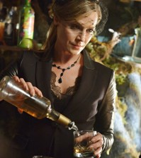 Pictured: Julie Benz as Amanda Rosewater -- (Photo by: Ben Mark Holzberg/Syfy).