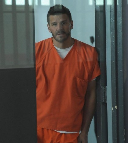 Pictured: David Boreanaz -- Photo by: Ray Mickshaw/FOX