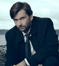 GRACEPOINT: David Tennant as Detective Emmett Carver. Co. Cr: Mathieu Young/FOX