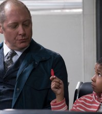 Pictured: James Spader as Red Reddington -- (Photo by: Michael Parmelee/NBC)