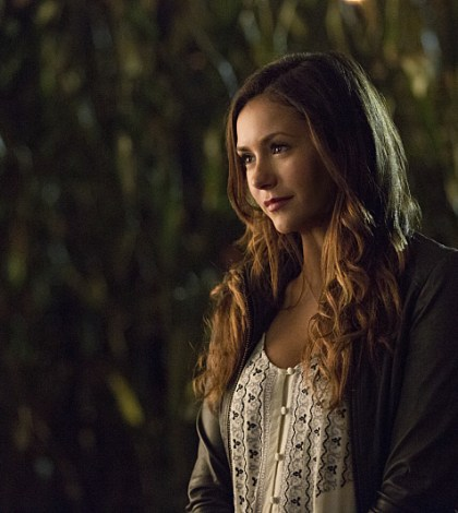 Nina Dobrev as Elena -- Photo: Bob Mahoney/The CW