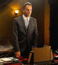 Jonny Lee Miller as Holmes. Photo:  Jeff Neira/CBS