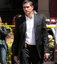 Reese (Jim Caviezel). Photo © 2014 WBEI.