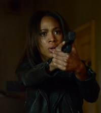 Abbie (Nicole Beharie) discovers a new spirit. Co. Cr: Brownie Harris/FOX