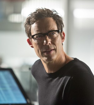 Pictured: Tom Cavanagh as Dr. Harrison Wells -- Photo: Katie Yu/The CW
