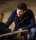 Pictured: (l-r) Jakob Salvati as David, David Giuntoli as Nick Burkhardt -- (Photo by: Scott Green/NBC)