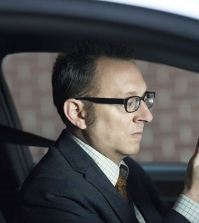 Pictured: Harold Finch (Michael Emerson) Photo by John Paul Filo/CBS