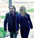 Pictured: (l-r) Aaron Stanford as Cole, Amanda Schull as Railly -- (Photo by: Ben Mark Holzberg/Syfy)