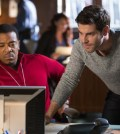 Pictured: (l-r) Russell Hornsby as Hank Griffin, David Giuntoli as Nick Burkehardt -- (Photo by: Scott Green/NBC)