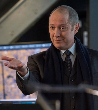 James Spader as Red Reddington in The Blacklist. Image © NBC