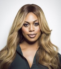 Pictured: Laverne Cox -- Credit: Colin Douglas Gray for MTV