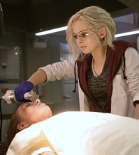 """Pictured: Rose McIver as Olivia """"Liv"""" Moore -- Photo: Cate Cameron/The CW"""