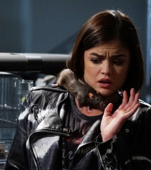 (ABC Family/Eric McCandless) LUCY HALE