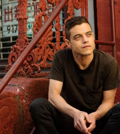 Pictured: Rami Malek as Elliot Alderson -- (Photo by: David Giesbrecht/USA Network)
