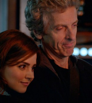 Programme Name: Doctor Who   - TX: 12/08/2015 - Episode: n/a (No. n/a) - Picture Shows: Doctor Who Series 9 trail - 12.08.15  - (C) BBC - Photographer: N/A