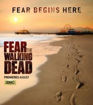 Fear The Walking Dead Comic Con Art - Fear The Walking Dead _ Season 1, Comic Con Art - Photo Credit: Frank Ockenfels 3/AMC