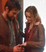 (ABC/Fred Hayes) CHASE CRAWFORD, REBECCA RITTENHOUSE