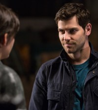 Pictured: (l-r) Jacqueline Toboni as Trubel, David Giuntoli as Nick Burkhardt -- (Photo by: Scott Green/NBC)