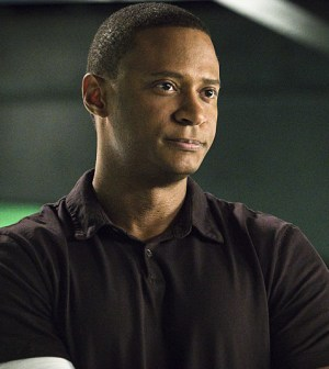 Arrow: David Ramsey