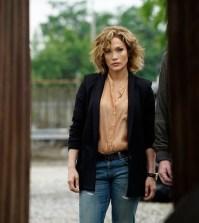 SHADES OF BLUE -- Pictured: Jennifer Lopez as Det. Harlee Santos -- (Photo by: Peter Kramer/NBC)